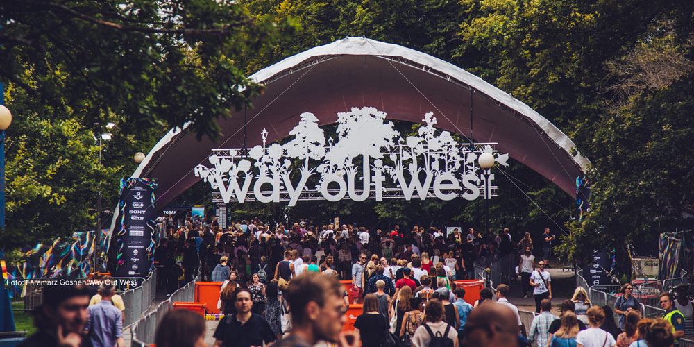Collector på Way Out West