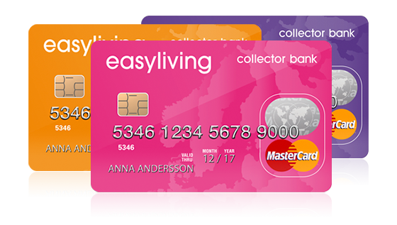 Collector EasyLiving Card